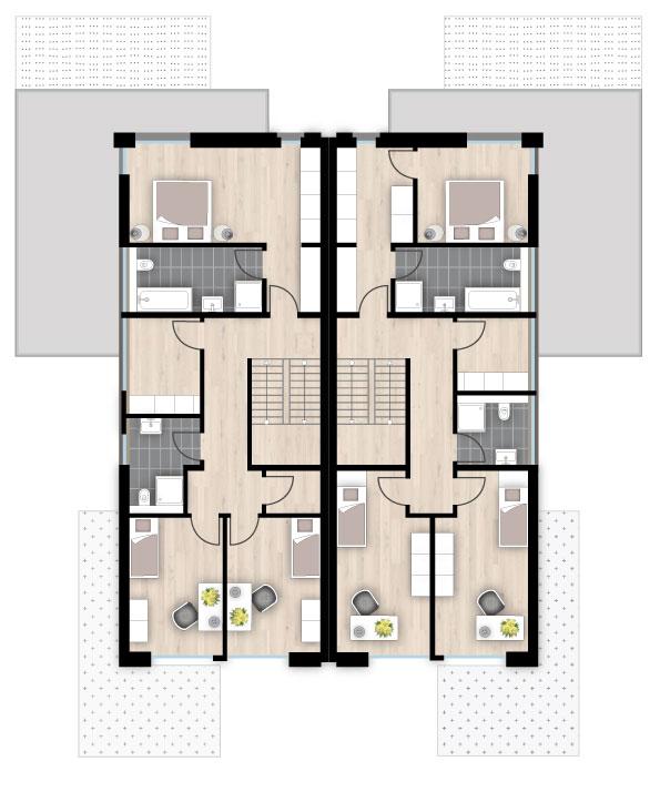 Doppelhaus Mit Charme Wiercimok Projektbau